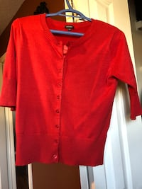 red button-up shirt Calgary, T2N