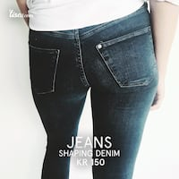 Jeans Oslo, 1181