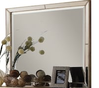BRAND NEW Rectangular Dresser Mirror (Wayfair) Toronto, M2N 0C2