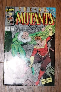 New Mutants #86 Cable Cameo MOVIE DEADPOOL 2 Mississauga, L5N 7V4