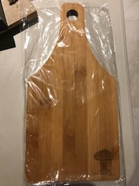 Wooden cutting board Mississauga