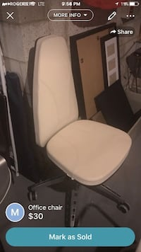 IKEA office chair. Never used. Caledon, L7C 1H3