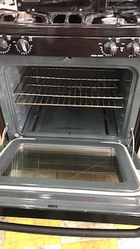 stainless steel and black toaster oven Nueva York, 10457