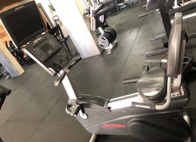 Life Fitness CLSR Recumbent