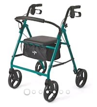 Walker with seat and storage, bedside potty chair Huntington Beach, 92649
