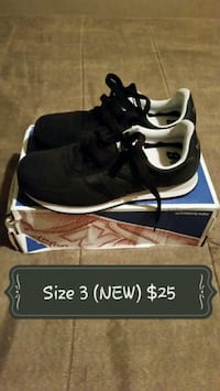 New in box Youth size 3 New Balance Sneaker Nether Providence Township, 19086