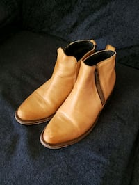 DW leather boots for women Dickson