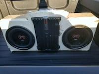 subwoofer with xplod speakers 1000 wat amp Springdale, 20774