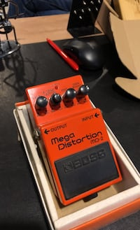 Boss md -2  Pedal