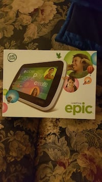 Used Leap Frog Epic Learning Tab For Sale In Chesterfield