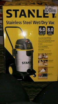 Stanley 8 gal. Wet/dry vac. Concord, 28027