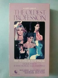 The Oldest Profession vhs