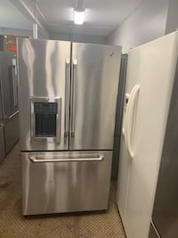 GE 36 inch French Door Refrigerator ( 36 inches )