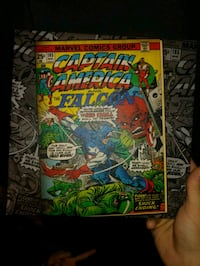 Captian America canvas Houston, 77083