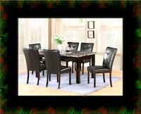 5pc dining table set with 4 chairs Alexandria, 22305
