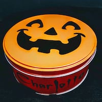 Personalized Halloween Tins Hamilton, L9A 2X5