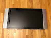 """Sony 32"""" LCD TV Monitor FXD-32LX1R no stand or HDMI HOFFMAN EST, 60067"""