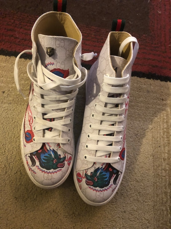 27961aa1aef Used Men s Gucci Sneakers for sale in New York - letgo