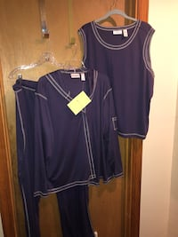 blue and white Adidas jersey Brodheadsville, 18322