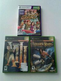old XBOX games. All 3 for $10 Barrie, L4N
