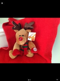 Vinetage Rudolph a Sears exclusive