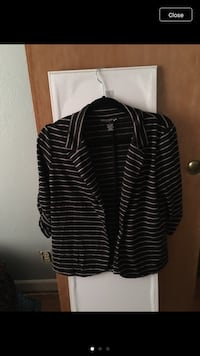 Black and Tan stripped Blazer  Wichita Falls, 76308
