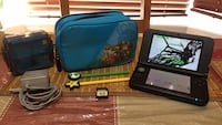 3Ds game with bag and games box Milton, L9T 6B1