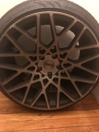 4 Rims with tires Edison, 08817