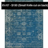Brand New Area Rug 8'x10' (has small knife cut on back) Oakville, L6M 4J9