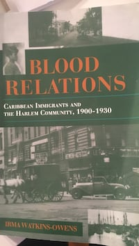 Blood Relations by Watkins-Owens