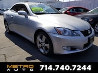 Lexus IS 250C 2010 La Habra