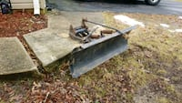 black and brown utility trailer Bowie, 20715