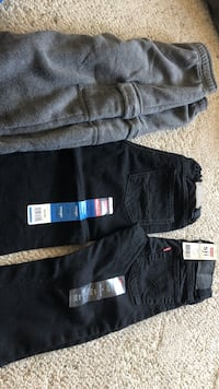 All 3 boys pants size 5 Imperial, 92251