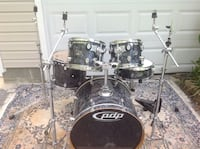 DW Pacific CX Maple Drumset Virginia Beach, 23464