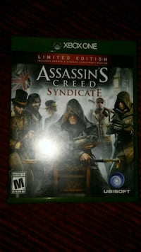Assassin's Creed Syndicate PS4 game case Tonopah, 89049