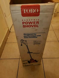 Toro snow machine