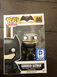 Armored Batman Funko pop Palmdale, 93551