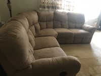 Sectional (Available for pick up in December) OZONEPARK