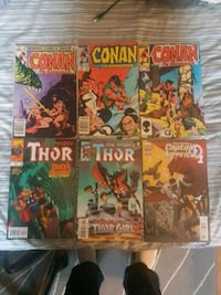 Comic books for sale  Brampton, L6X 4A3