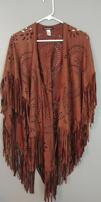 Women's brown shawl Kelowna, V1Y 5S8