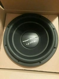 Power acoustik gothic 12s Dallas, 75216