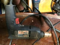 black and gray corded power tool Houston, 77339