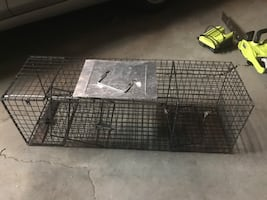 Rodent trap! 15.00