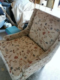 Accent Chair  Apple Valley