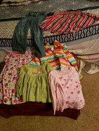 Girls size 5 clothes Knoxville, 37931