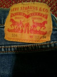 3 Levi jeans in good condition.   McAllen