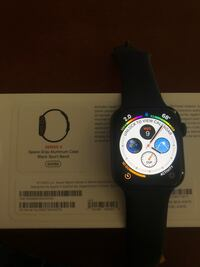 4 series Apple Watch
