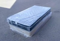 Brand New Twin Pillow Top Mattress & Box Spring-FREE DELIVERY!! El Paso, 79902