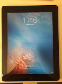 Black ipad 2 San Francisco, 94130