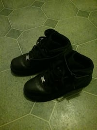 All black airforce ones